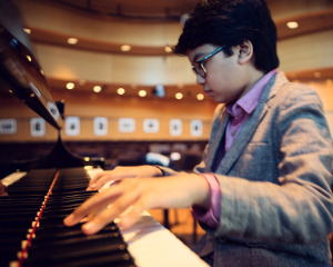 CVNC: An Online Arts Journal in North Carolina   Piano Prodigy